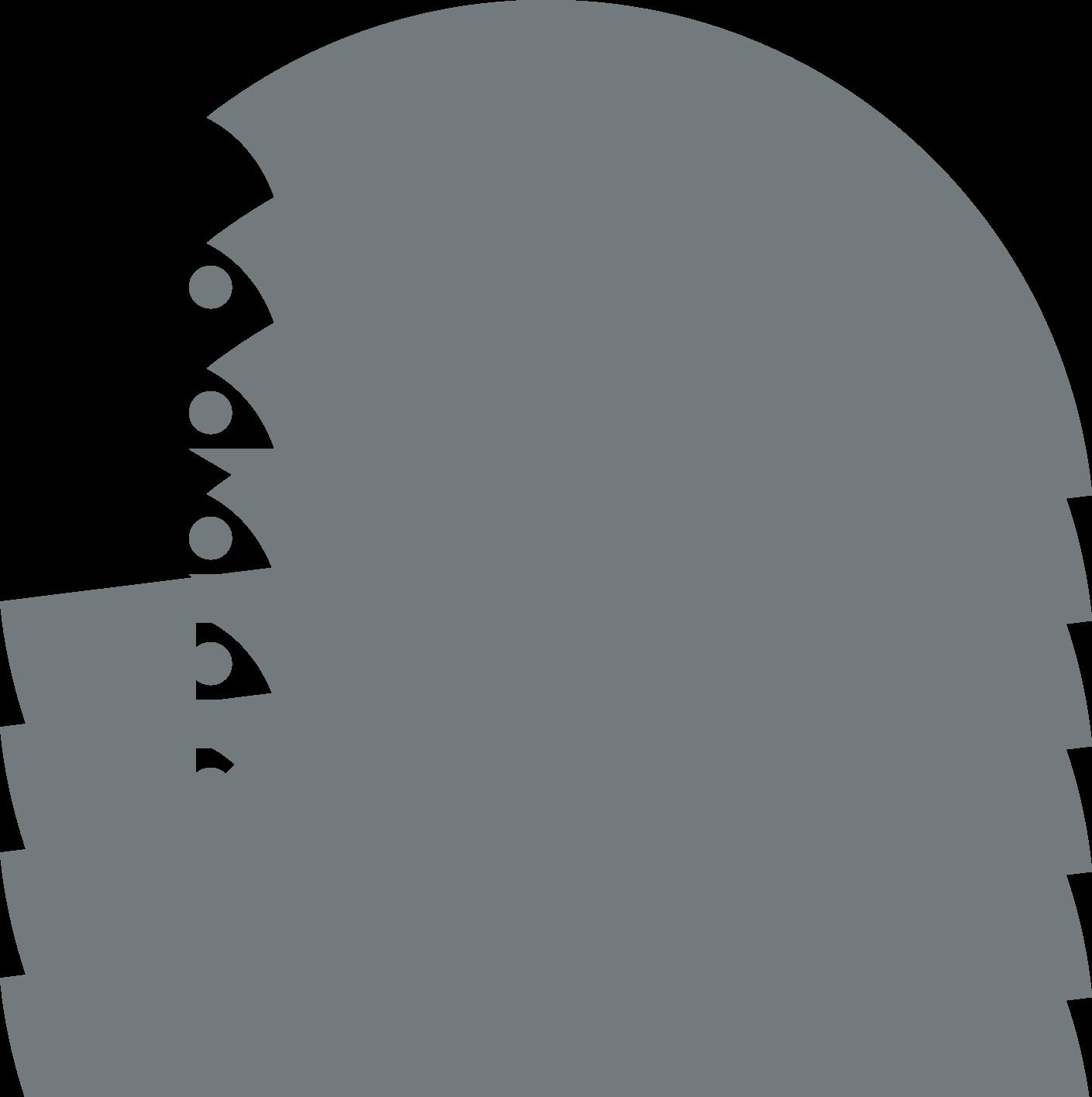 símbolo escuela de comunicación social en color gris facultad de