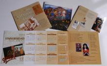 Calendario ULA Salvador Valero 2003