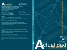 Caratula Revista Actualidad Contable 2
