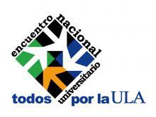 Logo encuentro nacional todos ULA